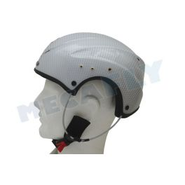 Casque Icaro Solar-x - Blanc Carbon optic