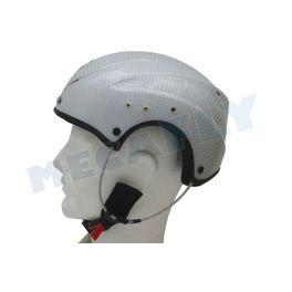 Icaro Solar-x helmet - White Carbon optic