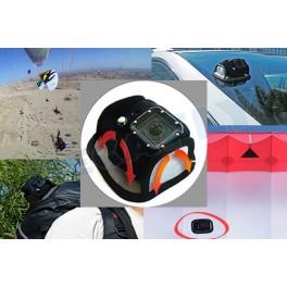 Camera magnetic mount