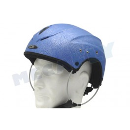 Casque Icaro Solar-x - Scratch Blue