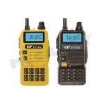 Radio paramoteur bibande CRT FP 00